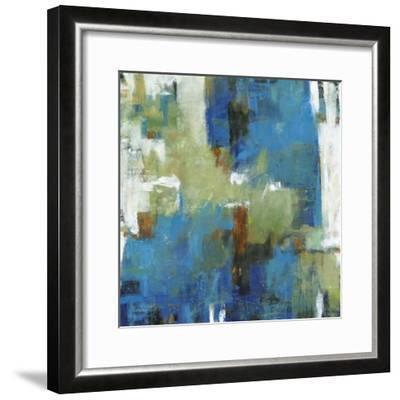 Density II-Tim O'toole-Framed Art Print