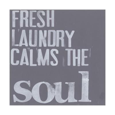 Fresh Laundry II-Deborah Velasquez-Art Print
