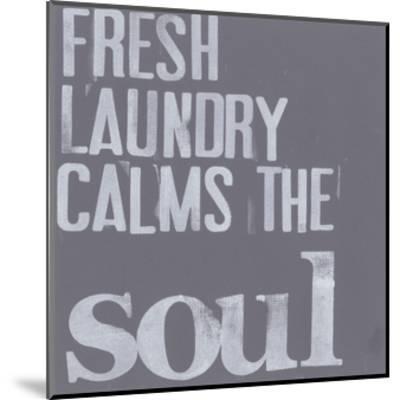 Fresh Laundry II-Deborah Velasquez-Mounted Art Print