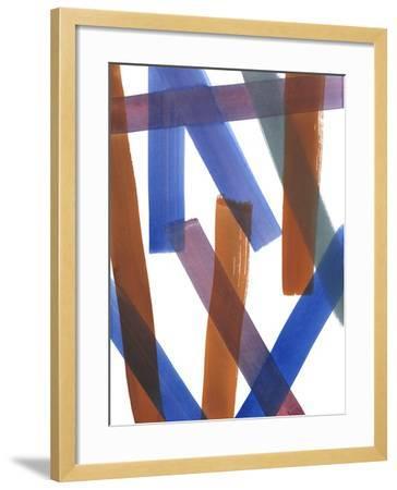 Over Pass III-Jodi Fuchs-Framed Art Print