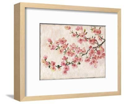 Cherry Blossom Composition I--Framed Art Print