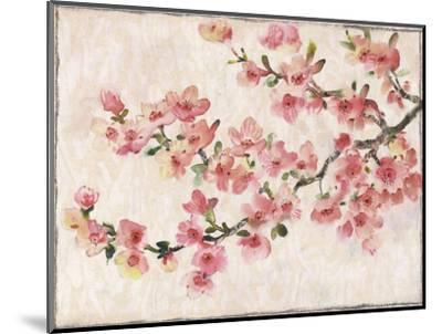 Cherry Blossom Composition I--Mounted Art Print