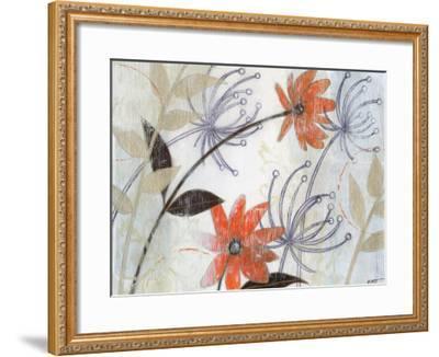 Field of Whimsy II-Norman Wyatt Jr^-Framed Art Print