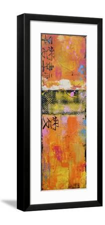 Shanghai Pop II-Erin Ashley-Framed Art Print