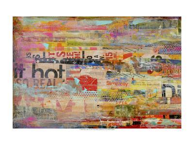 Metro Mix I-Erin Ashley-Art Print