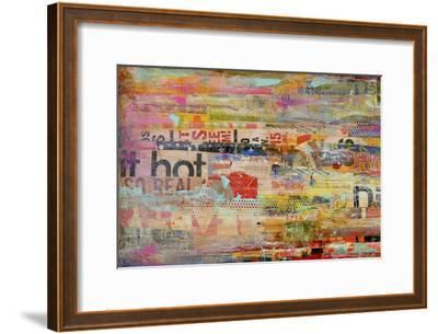 Metro Mix I-Erin Ashley-Framed Art Print