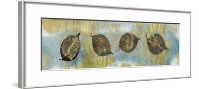 Leaf Banner II-Elena Ray-Framed Art Print