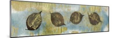 Leaf Banner II-Elena Ray-Mounted Art Print