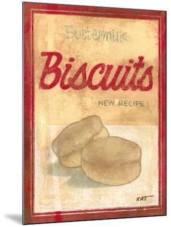 Buttermilk Biscuit Mix-Norman Wyatt Jr^-Mounted Art Print