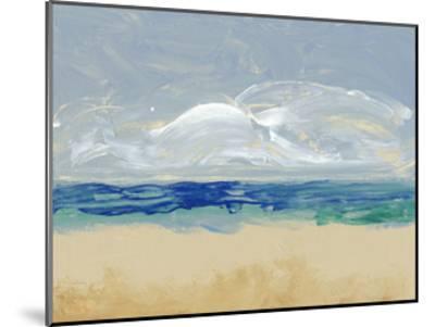Eastern Shore II-Alicia Ludwig-Mounted Art Print