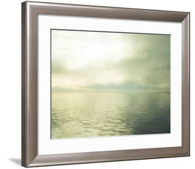 Calm Waters II-Sonja Quintero-Framed Art Print