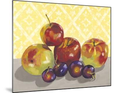 Ripe Fruit II-Dianne Miller-Mounted Art Print