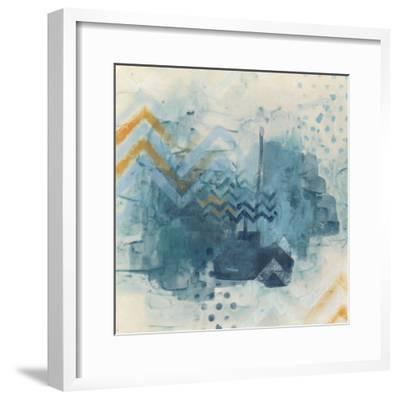 Watershed I-June Erica Vess-Framed Art Print