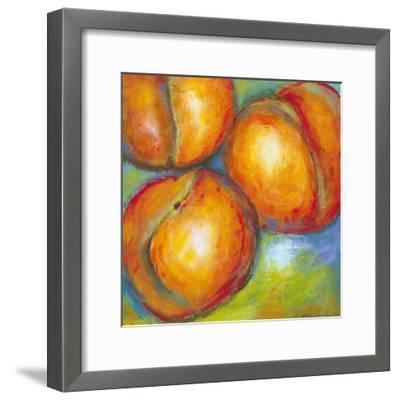 Abstract Fruits II-Chariklia Zarris-Framed Art Print