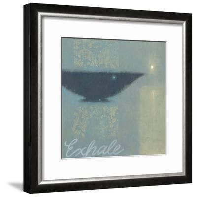 Exhale-Norman Wyatt Jr^-Framed Art Print