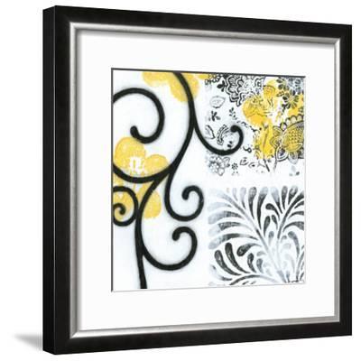 Opulence III-Norman Wyatt Jr^-Framed Art Print