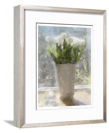 Tulips in the Sun-Noah Bay-Framed Art Print