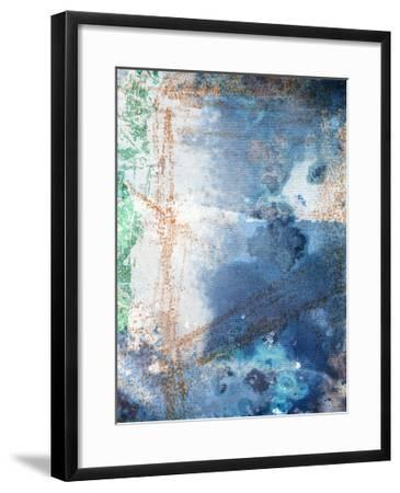 Ice Age II-Archie Kate-Framed Art Print