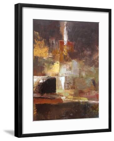 Earth Tones II-Marietta Cohen-Framed Art Print