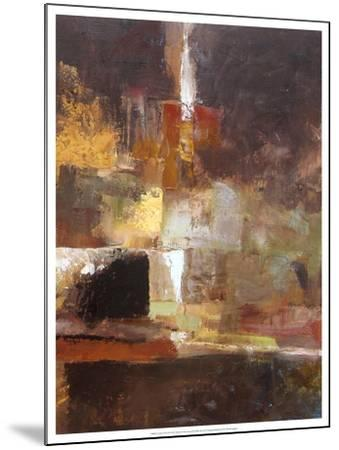 Earth Tones II-Marietta Cohen-Mounted Art Print