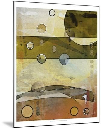 Thru the Atmosphere II-James Burghardt-Mounted Art Print