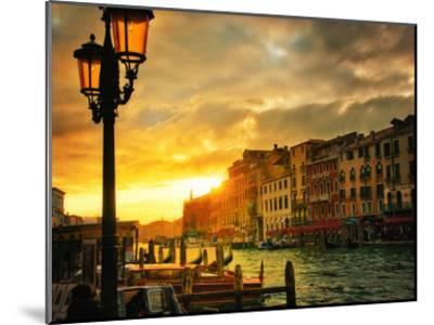 Venice in Light IV-Danny Head-Mounted Art Print