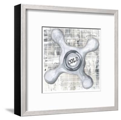 Hot-N-Cold II-Andrea James-Framed Art Print