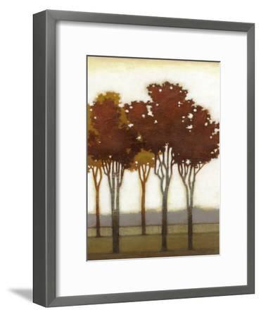 Arboreal Grove II-Norman Wyatt Jr^-Framed Art Print