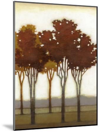 Arboreal Grove II-Norman Wyatt Jr^-Mounted Art Print
