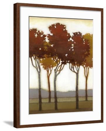 Arboreal Grove I-Norman Wyatt Jr^-Framed Art Print