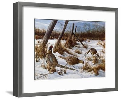 Daybreak-Kevin Daniel-Framed Art Print