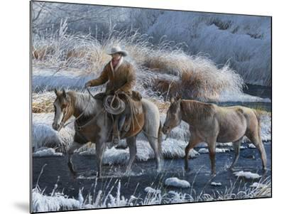 Heading Home-Kevin Daniel-Mounted Art Print