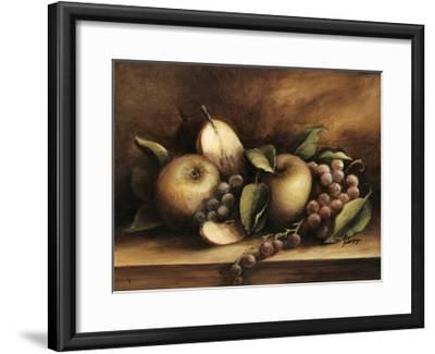 Small Classic Still Life II-Ethan Harper-Framed Art Print