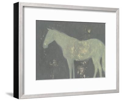 Sage Horse-Norman Wyatt Jr^-Framed Art Print