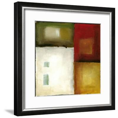 Mirrored Reflections I-Chariklia Zarris-Framed Art Print