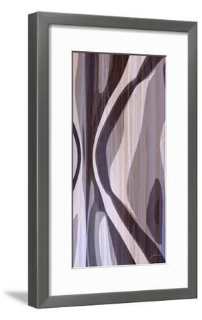 Bentwood Panel VI-James Burghardt-Framed Art Print