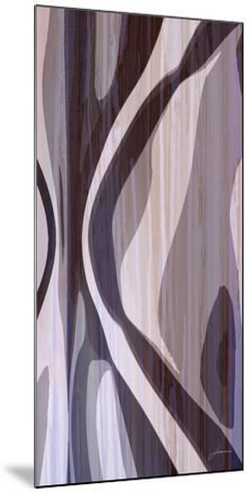 Bentwood Panel VI-James Burghardt-Mounted Art Print
