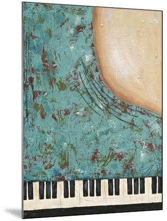 Grandiose II-Jade Reynolds-Mounted Art Print