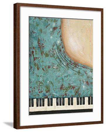 Grandiose II-Jade Reynolds-Framed Art Print