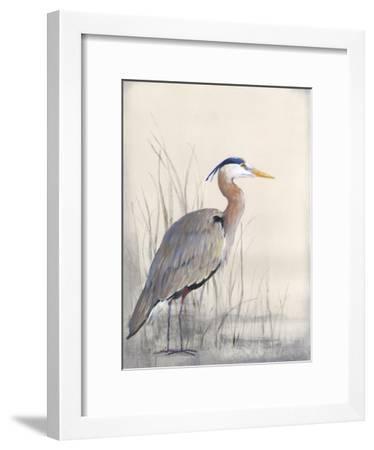 Non-Embellished Keeping Watch I-Tim O'toole-Framed Art Print