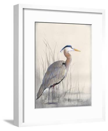 Non-Embellished Keeping Watch I-Tim O'toole-Framed Art Print