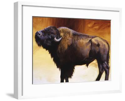 Big Itch-Julie Chapman-Framed Art Print