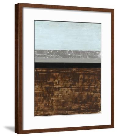 Textured Light II-Natalie Avondet-Framed Art Print
