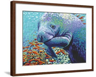 Sea Sweetheart II-Carolee Vitaletti-Framed Art Print