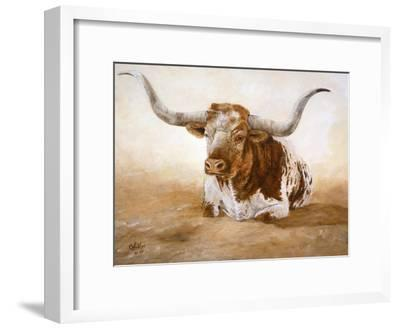 Easy Rider-Kathy Winkler-Framed Art Print