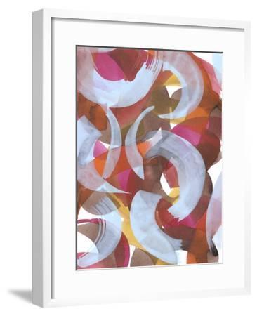 Sherbert II-Jodi Fuchs-Framed Art Print