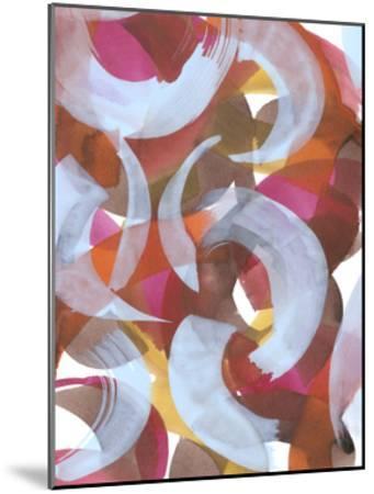 Sherbert II-Jodi Fuchs-Mounted Art Print