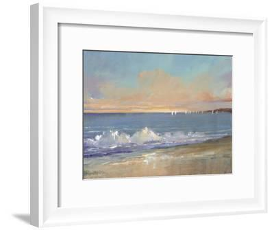 Sailing Breeze II-Tim O'toole-Framed Art Print