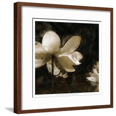 Bronze Lily II-Noah Bay-Framed Art Print