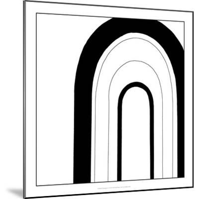 Divergence I-Chariklia Zarris-Mounted Art Print